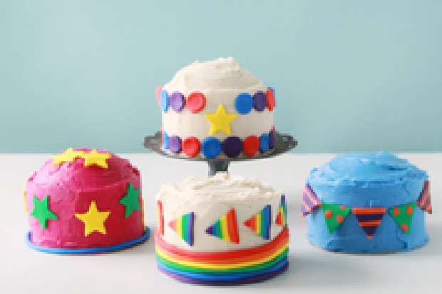 Poppikit's cake decorating party or class   Bid for Good ...
