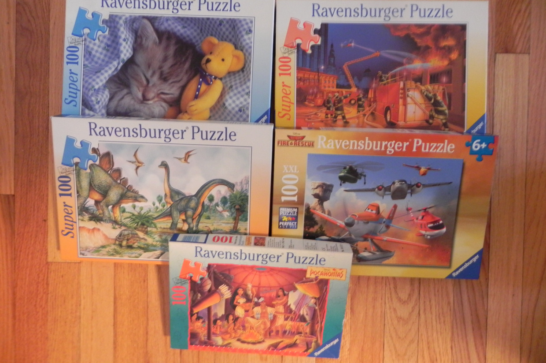 Ravensberger Children's Puzzles | RCDC Voting Kick Off ...